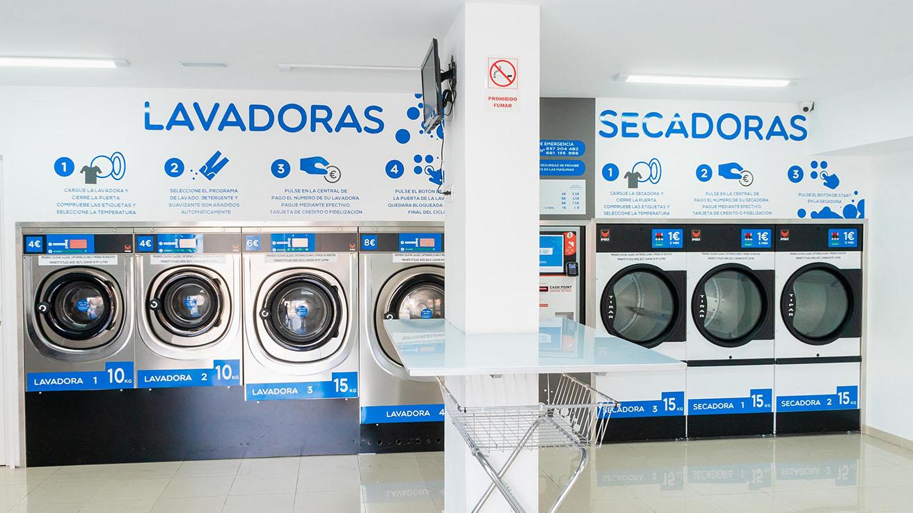 Laundry Tenerife Adeje Waching Machines